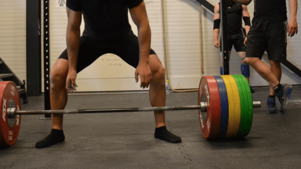 De SUMO DEADLIFT